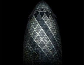 London-Norman-Foster-bldg-100x100cm-1
